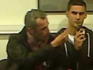 Franck Pucciarelli accuse Abdelhakim Belhadj reçu à Paris le 30 avril 2014 à une conférence IREMMO