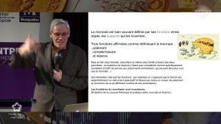 La monnaie versus l'argent… – Jean-Michel Servet