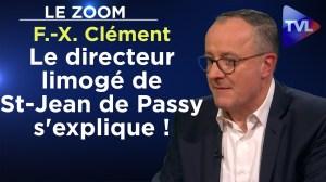 Le directeur limogé de St-Jean de Passy s'explique ! – Le Zoom – François-Xavier Clément – TVL