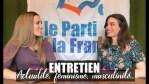 ACTUALITÉ FÉMINISTE, VIRILITÉ EN OCCIDENT & FÉMINITÉ AVEC EPONA (Le Parti de la France)