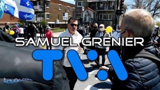 ActuQc : Entrevue de Samuel Grenier à TVA (1 mai)