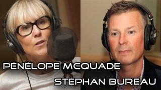 ActuQc : Pénélope McQuade avec Stéphan Bureau – Possible entrevue avec Didier Raoult à venir!!