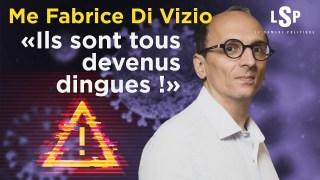 [CENSURÉ] Covid-19 : Fabrice Di Vizio pulvérise tout le monde – Le Samedi Politique
