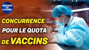 Des villes chinoises se disputent les quotas de vaccins ; une fusée chinoise retombe sur terre