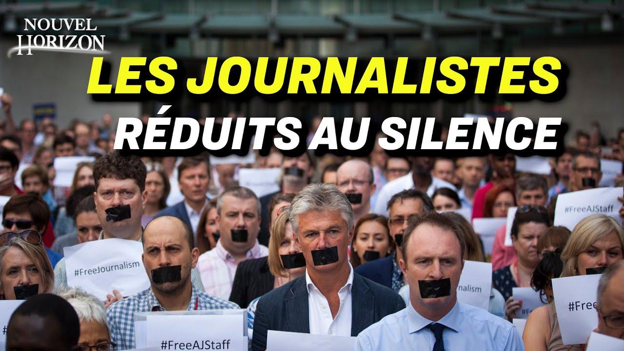 Face aux intimidations, les journalistes cachent la vérité ; Médias africains infiltrés par la Chine