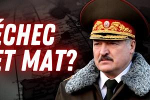 La dernière dictature d'Europe pourrait tomber