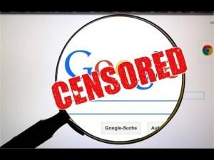 Les acteurs qui préparent la censure d'internet ?
