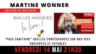 #LIVE 5 Emission spéciale avec Martine Wonner