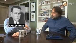 Actualité de Carl Schmitt. NSDAP, géopolitique, Hobbes, Chine.08.06.2021.