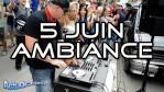 ActuQc : Ambiance – Quelques moments « UnCut » du 5 JUIN 2021 (D.J.)