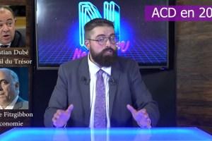 Démission de Fitzgibbon : ACD avait vu juste deux ans plus tôt