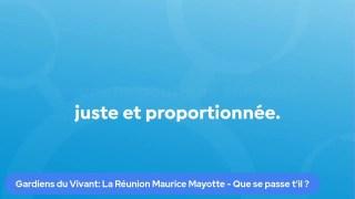 Gardiens du Vivant: La Réunion, Maurice, Mayotte – Que se passe t'il ?