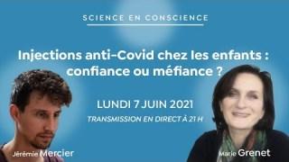 Injections anti-Covid chez les enfants : confiance ou méfiance ?