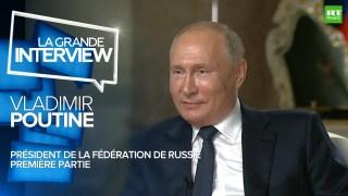 Interview de Vladimir Poutine sur NBC – Première partie