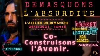 L'Atelier du Dimanche 20/06/2021: « Co-construisons l'avenir. »