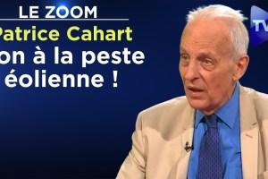Non à la peste éolienne ! – Le Zoom – Patrice Cahart – TVL
