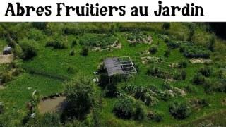 Visite du Jardin et les arbres fruitiers