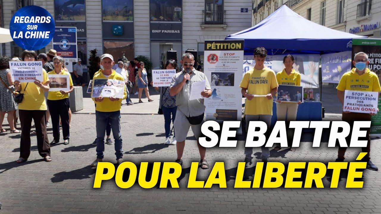 22 ans de persécution du Falun Gong ; Génocide des Ouïghours : De nouvelles sanctions des E-U