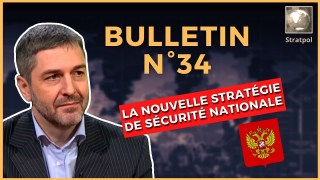 Bulletin N°34. UE vs Europe de l'Est, ukraineries, vaccin, Stratégie Sécurité Nationale.12.07.2021