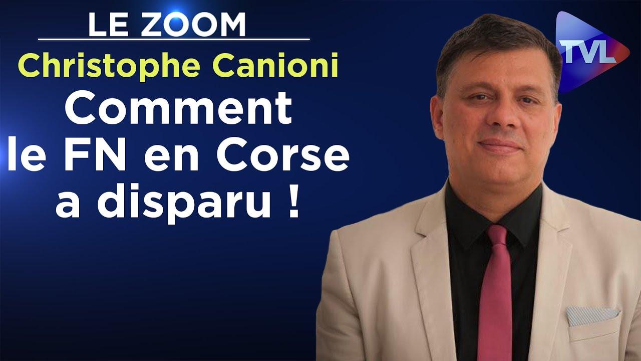 Comment le FN en Corse a disparu ! – Le Zoom – Christophe Canioni – TVL