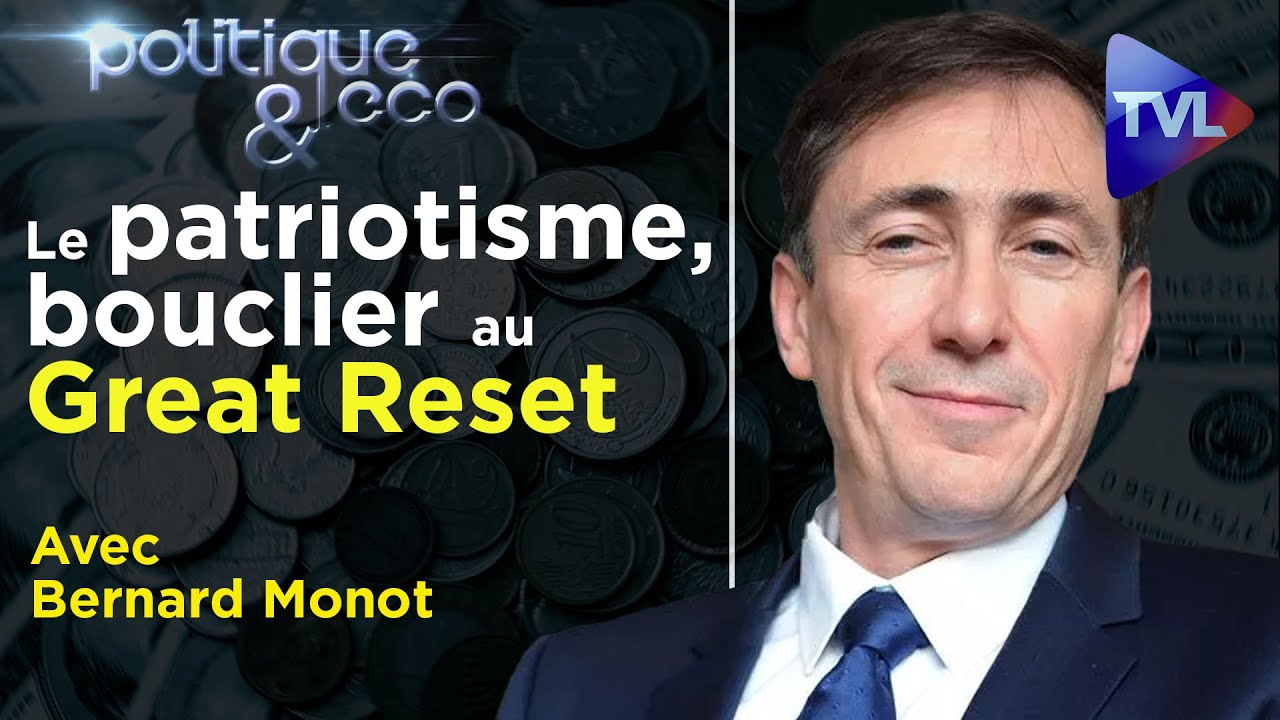 Coronalibi avant banqueroute imminente – Politique & Eco n°309 avec Bernard Monot – TVL