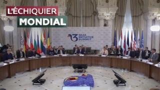 L'ECHIQUIER MONDIAL. Initiative des trois mers : la nouvelle alliance