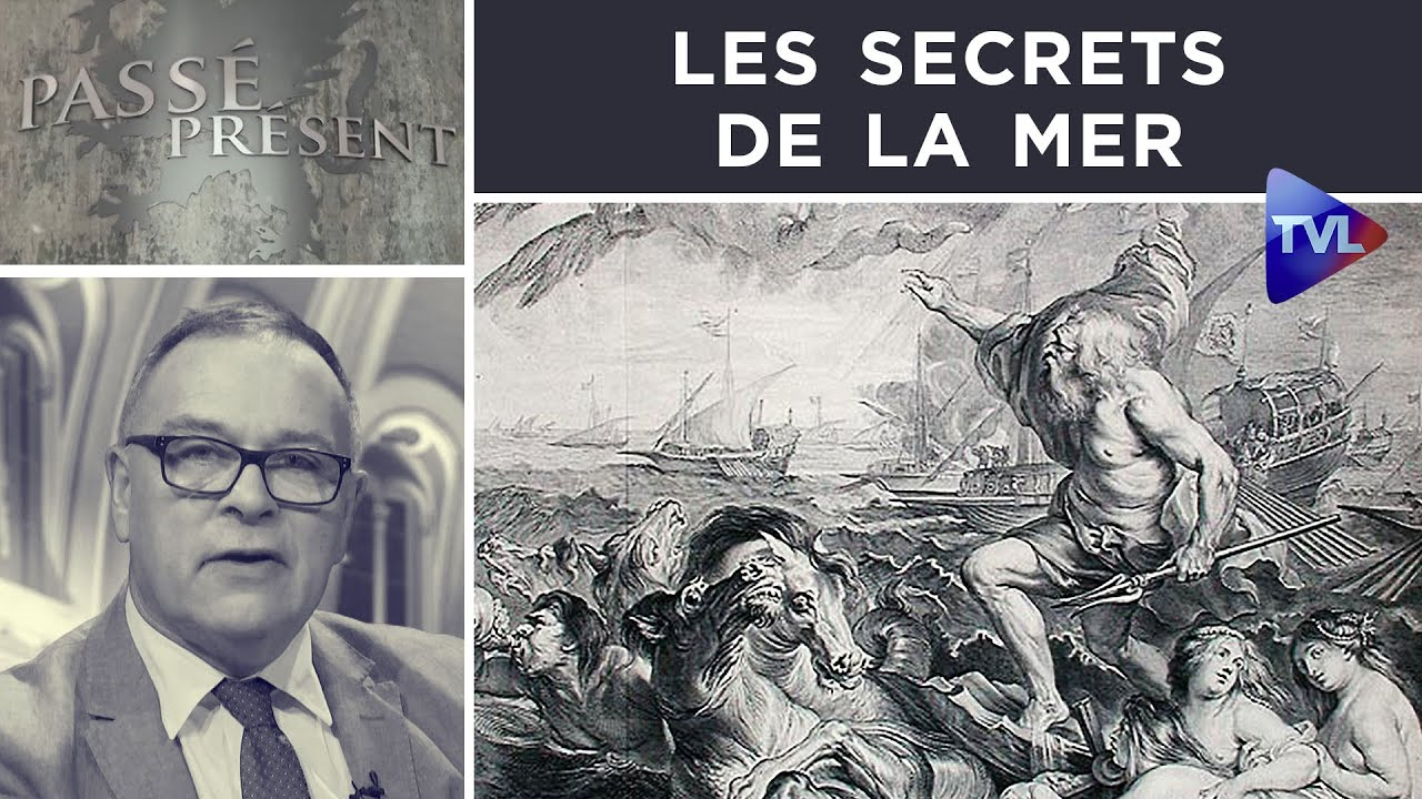 Les secrets de la mer – Passé-Présent n°312 – TVL