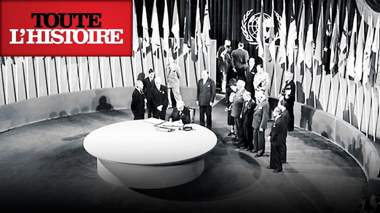 L'ONU et la Déclaration Universelle des Droits de l'Homme   Documentaire Toute l'Histoire