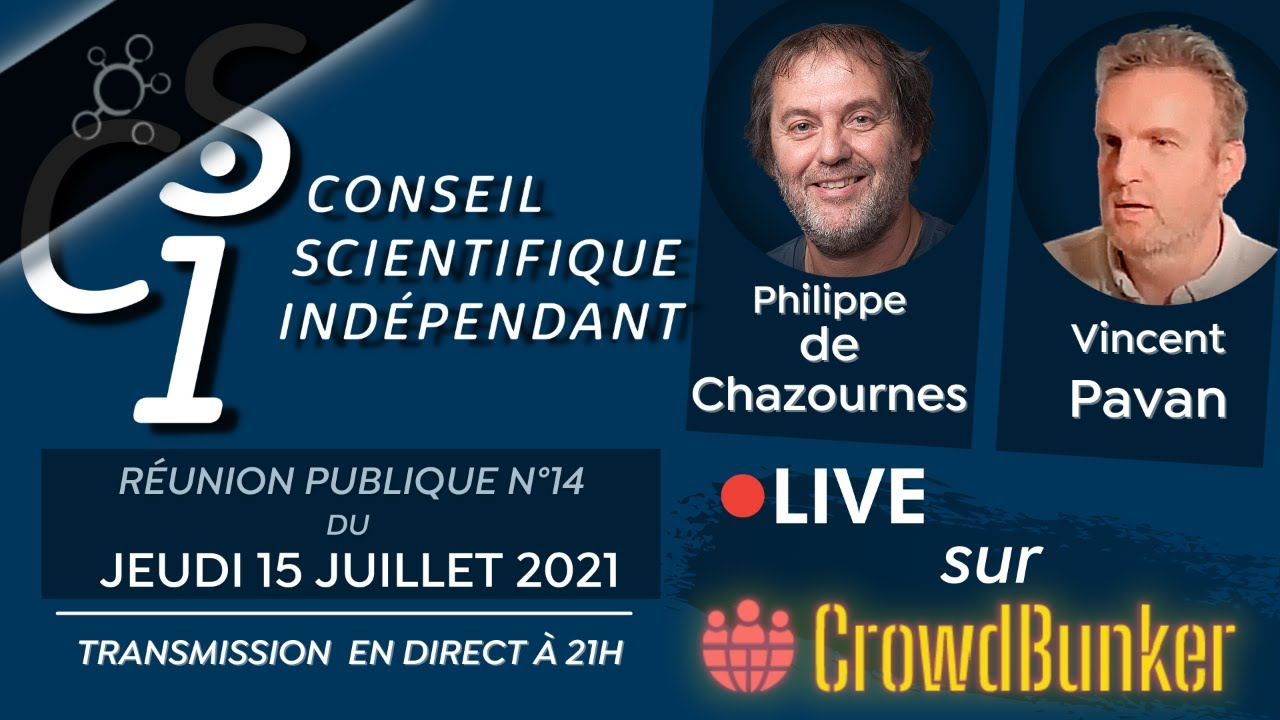 Teaser CSI n°14: Vincent Pavant et Philippe de Chazourne