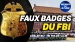 De faux badges du FBI et de la DEA en provenance de Chine ; L'Etat de l'Indiana enquête sur le PCC