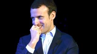 Le monde merveilleux de Macron.