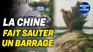 Les autorités font sauter un barrage et inondent une ville ; La situation sanitaire à Wuhan