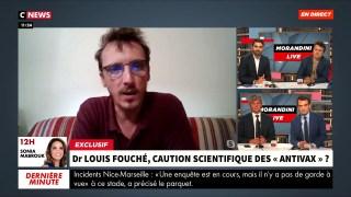 Louis Fouché : « quand on vient sur CNews, on vient à un dîner de cons »