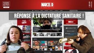 Marcel D. répond à la censure de la dictature sanitaire