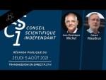 Réunion Conseil Scientifique Indépendant n°17 (CSI) : Teaser [CENSURÉ]