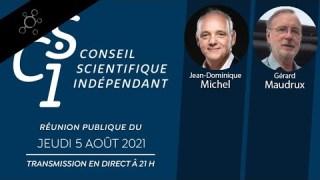 Réunion Conseil Scientifique Indépendant n°17 (CSI) : Teaser