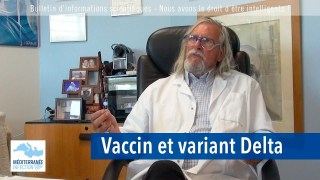 Vaccin et variant Delta