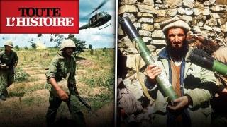 AFGHANISTAN, VIETNAM : les pays victimes de la Guerre Froide | Documentaire Toute l'Histoire