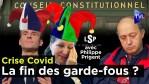Covid, Pass-sanitaire: la gouvernance des hors-la-loi? – Philippe Prigent dans Le Samedi Politique