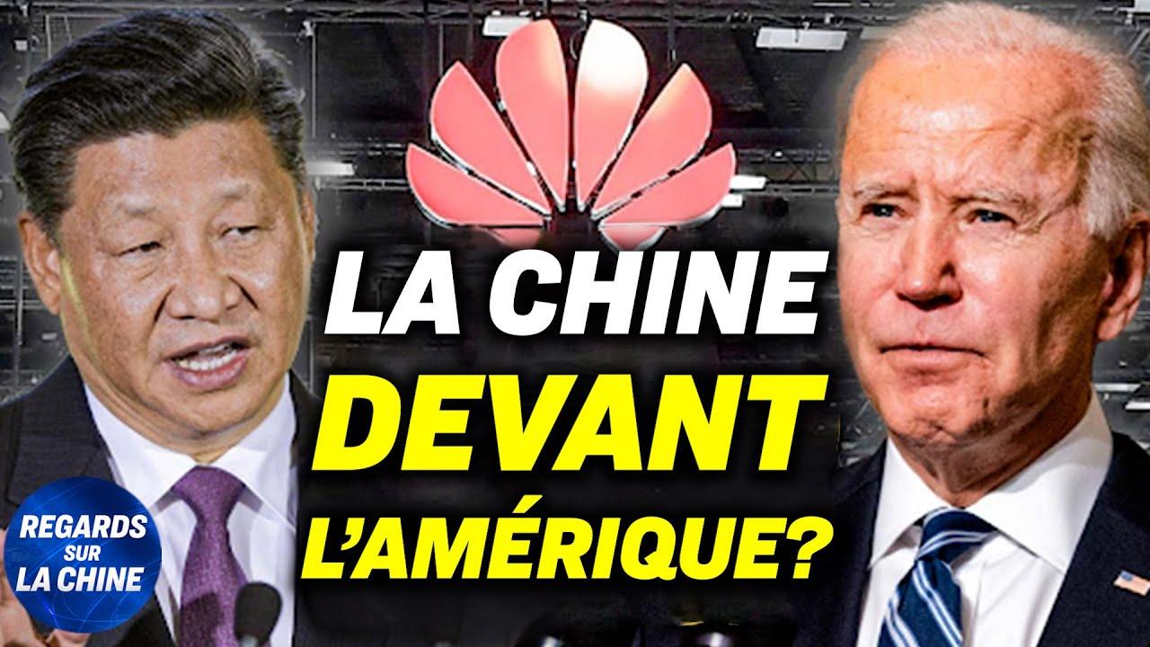 Huawei veut prendre la tête de la technologie 6G ; Prélèvements forcés d'organes en Chine