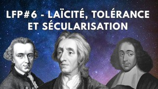 Le faisceau philosophique – Laïcité, tolérance et sécularisation