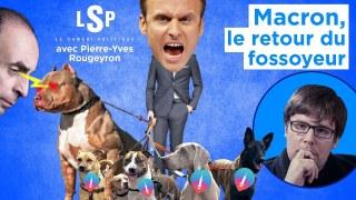 Macron reconduit par le Système pour achever la France ? Pierre-Yves Rougeyron – Le Samedi Politique