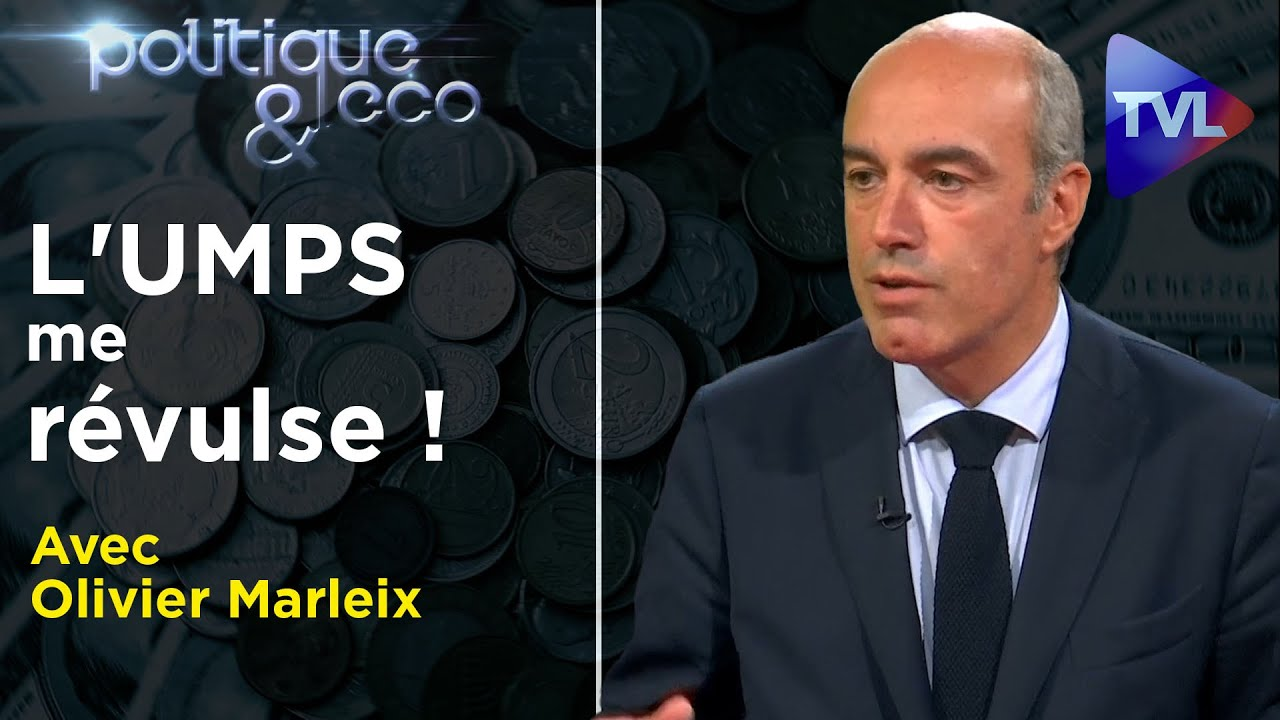 Pour qui Emmanuel Macron travaille-t-il ? – Politique & Eco n°311 avec Olivier Marleix – TVL