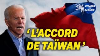 Biden s'exprime au sujet de Taïwan ; Un lanceur d'alerte chinois avoue avoir torturé des Ouïghours
