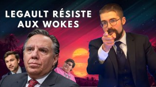 Legault résiste aux wokes [EN DIRECT]