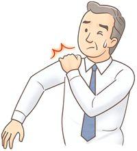五十肩の症状