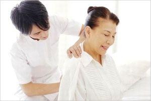 肩の痛み ツボ