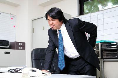 大阪整体腰痛1