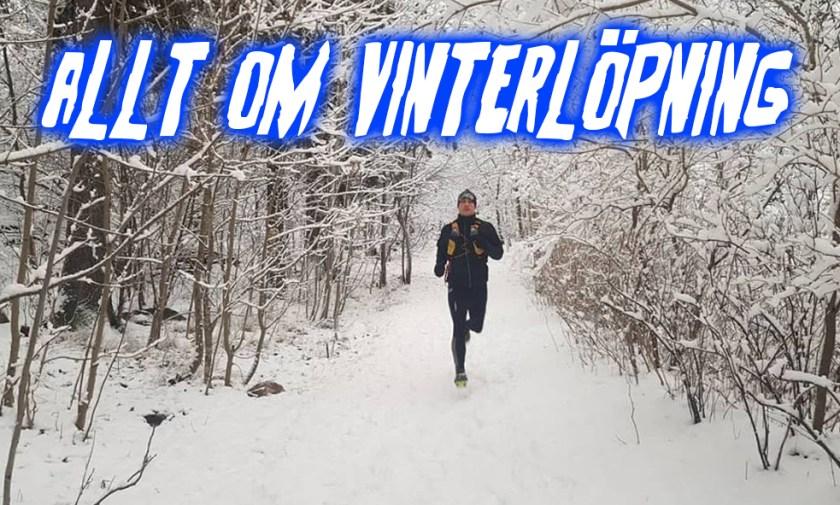 vinterlöpning träningstrolleri