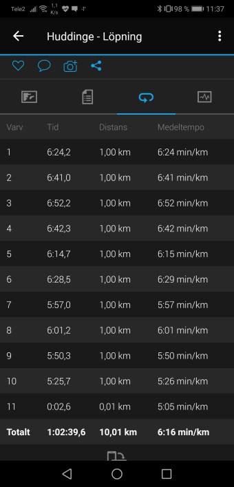 rekord 10km